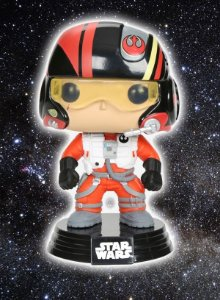 POP! Funko : Star Wars Ep VII - Poe Dameron