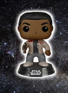 POP! Funko : Star Wars Ep VII - Finn