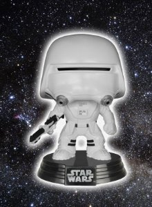POP! Funko : Star Wars Ep VII - First Order Snowtrooper