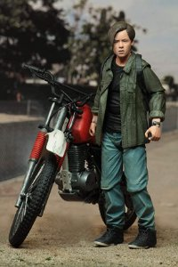 "Terminator 2: Judgement Day – 7"" Scale Action Figure - Ultimate John Connor with Dirt Bike"