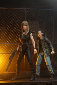 "Sarah Connor and John Connor 7"" - Terminator 2 - Neca"