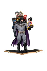 BATMAN FAMILY – Q-MASTER - QUANTUM MECHANIX
