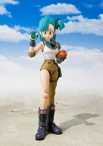 Dragon Ball : Bulma SH Figuarts