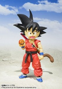 Dragon Ball : Kid Goku SH Figuarts