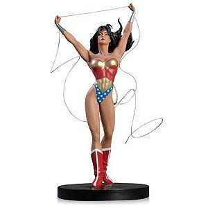 DC Designer Series Wonder Woman Adam Hughes 12-Inch Statue