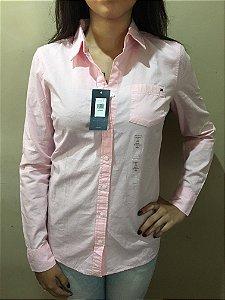 Camisa social Feminino Tommy Hilfiger