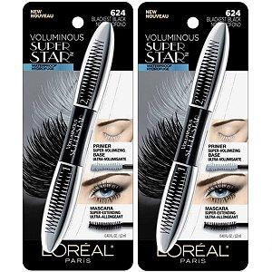 Máscara para cílios L'oréal Voluminous Super Star rímel