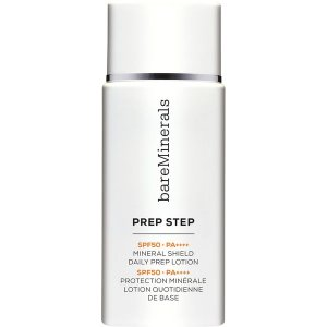 Bare Minerals Prep Step Protetor Solar Pré Maquiagem Fps 50