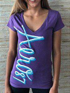 Blusa Camiseta Feminina Aeropostale