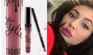 Batom Líquido Kylie Jenner Matte Liquid Lipstick