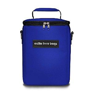 Bolsa Termica Azul Royal Pequena