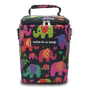 Bolsa Termica Elefantinhos Pequena