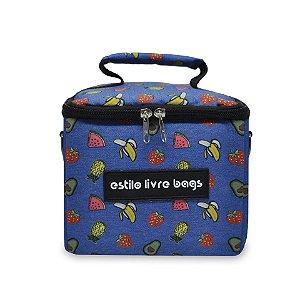 Bolsa Termica Frutinhas Mini