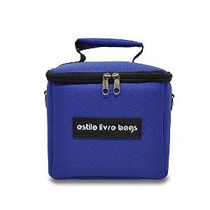 Bolsa Térmica Azul Royal Mini
