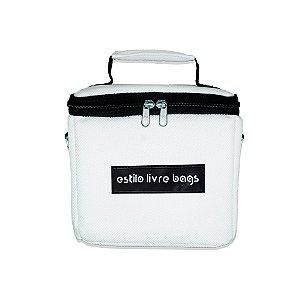 Bolsa Térmica Branca Mini