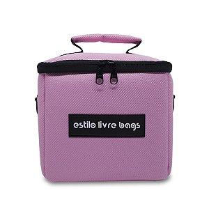 Bolsa Térmica Rosa Bebê Mini