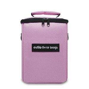 Bolsa Térmica Rosa Bebê Pequena