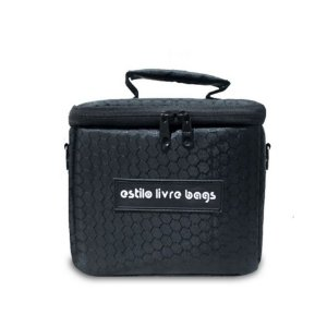 Bolsa Térmica Bee Black Mini