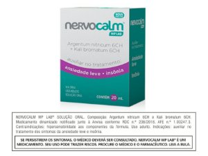 Nervocalm WP LAB® - 20 mL
