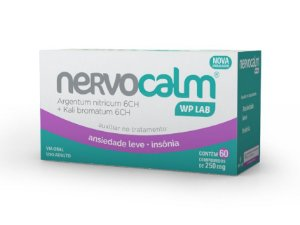 Nervocalm WP LAB® - 60 Comprimidos