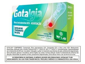 Gotalgia® - 20 Comprimidos
