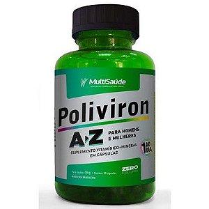 Poliviron® - A-Z | 10 UNIDADES |   QUEIMA DE ESTOQUE - Validade 01/10/2020