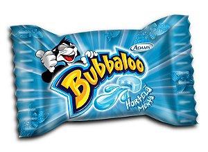 CHICLE BUBBALOO C/60 HORTELA