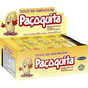DOCE PACOQUITA SANTA HELENA C/50 RETANGULAR