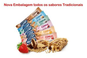 BARRA DE CEREAL NUTRY 24 UNIDADES