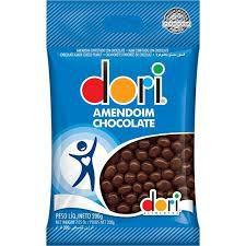AMENDOIM DORI 700GR CHOCOLATE