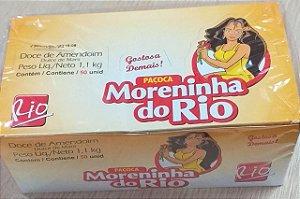 DOCE RIO PACOCA DISPLAY COM 50 RETANGULAR EMBRULHADA