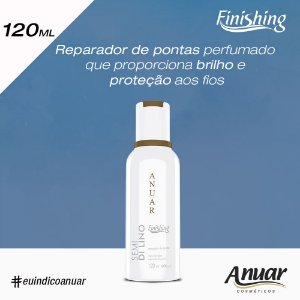 REParador de pontas SEMI DI LINO FINISHING 120ML