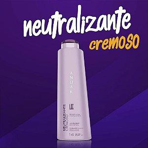 Neutralizante cremoso e perfumado; * Fórmula rica em emolientes; * Hidrata simultâneo ao processo de neutralização; * Auxilia no equilíbrio de pH;