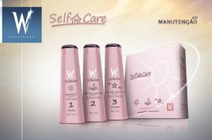 KIT MANUTENCAO W SELF CARE 900ML