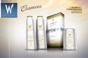 KIT PROF CRISTAL W ESSENCES 2000ML+MASCARA FROFECIONAL DE 1KG