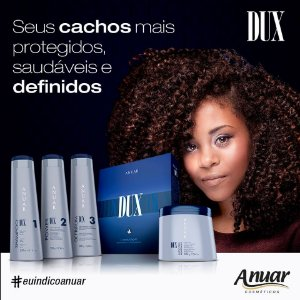 KIT MANUT DUX 900ML+ 1 Mascara Dux  De 500gr
