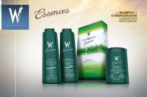 KIT PROF ERVAS W ESSENCES 2000ML +MASCARA PROF. ERVAS W ESSENCES 1000G