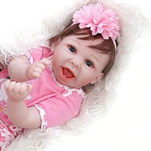 Bebê Reborn Resembling Amalia