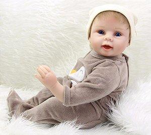 Bebê Reborn Resembling Miguel