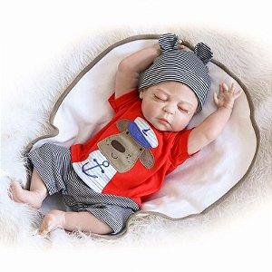 Bebê Reborn Resembling Arthur