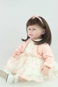 Bebê Reborn Resembling Maria Eduarda