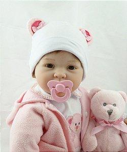 Bebê Reborn Resembling Giovanna