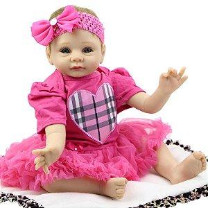 Bebê Reborn Resembling Aline