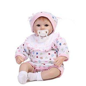 Bebê Reborn Resembling Julia