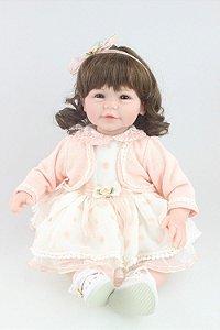 Bebê Reborn Resembling Helena