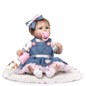Bebê Reborn Resembling Laurinha - 42cm
