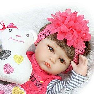 Bebê Reborn Resembling Gabriela