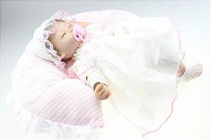 Bebê Reborn Resembling Melissa