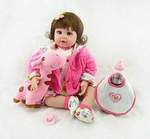 Bebê Reborn Resembling Jéssica