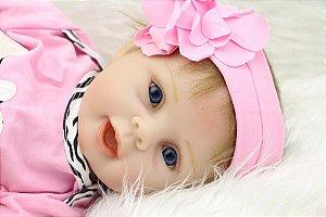 Bebê Reborn Resembling Manu